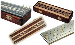 Unique Cribbage Boards