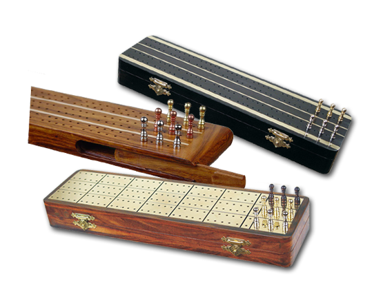 Classic Cribbage Boards